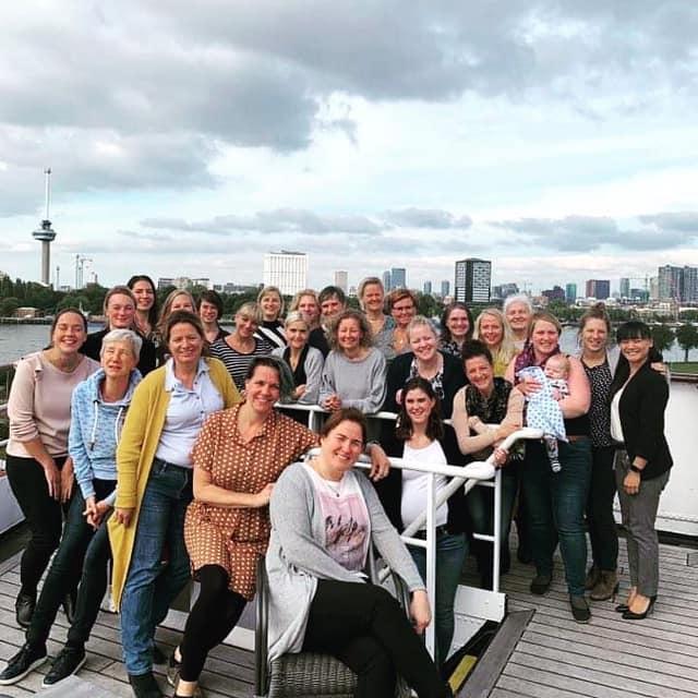 IJslandse twins te gast in Rotterdam